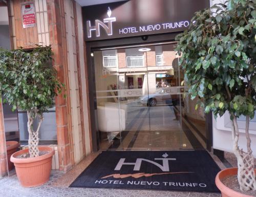 Hotel Nuevo Triunfo photo 18