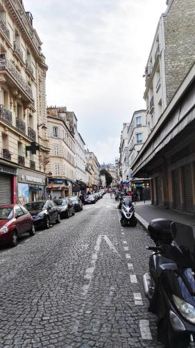 Hôtel Bellevue Montmartre photo 3