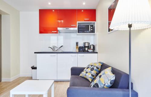 Apartment Rue Sedaine photo 13