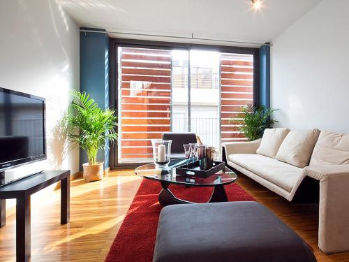 Apartment Barcelona Rentals - Penthouse with Terrace photo 4