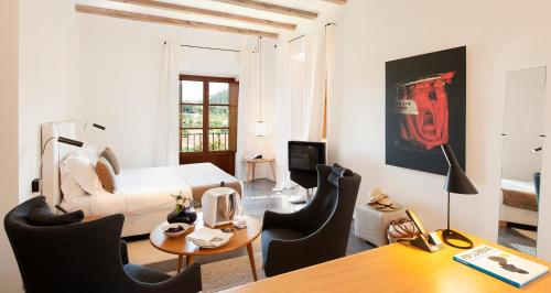 Junior Suite Son Brull Hotel & Spa 16