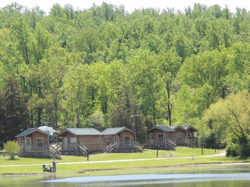 Hershey Camping Resort Cabin 1