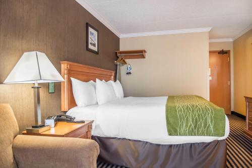 Comfort Inn Brockville Photo