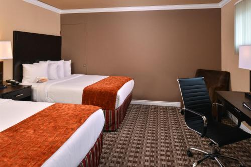 Quality Inn Hotel Kent - Seattle - Kent, WA 98032