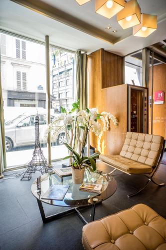 Art Hôtel Batignolles impression