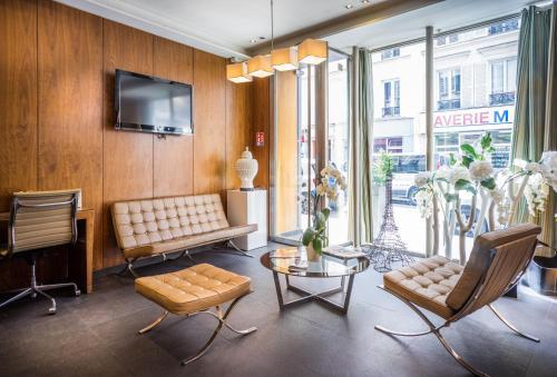 Art Hôtel Batignolles photo 16