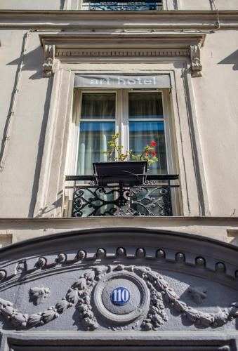 Art Hôtel Batignolles photo 23