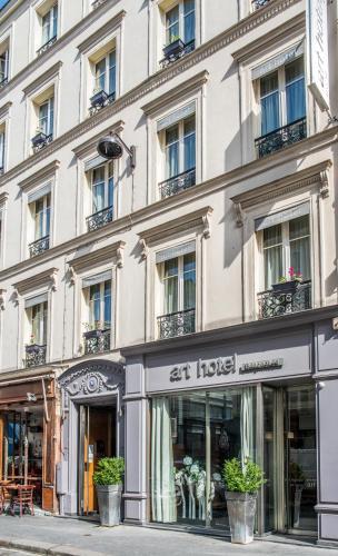 Art Hôtel Batignolles photo 24