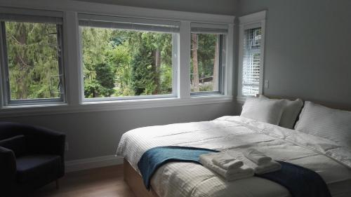 Riverfront Bed And Breakfast - North Vancouver, BC V7H 1V5