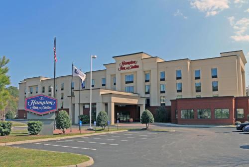 Hampton Inn Suites Norfolk Airport Hotel