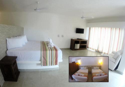 Hotel Pelicano Inn Playa del Carmen Photo