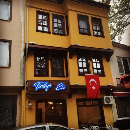 Zeytinbağı Tirilye Evi Otel tek gece fiyat