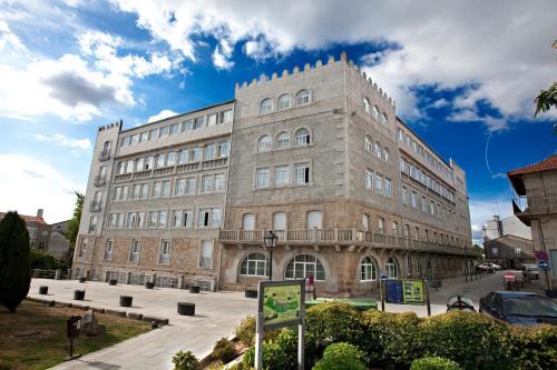 Foto de Termas de Cuntis - Hotel La Virgen