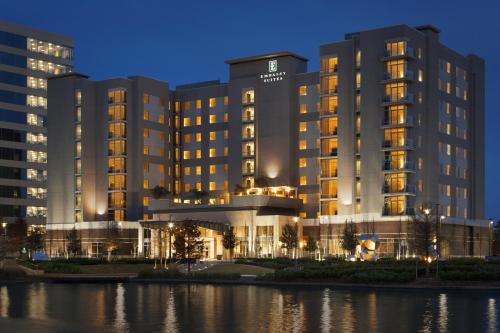 Hotel Embassy Suites By Hilton The Woodlands
