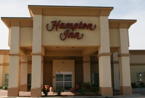 Hampton Inn Van Horn in Van Horn