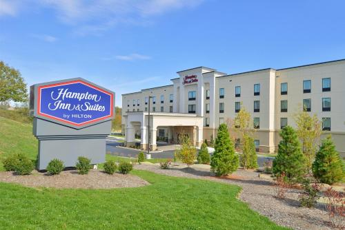 Hampton Inn & Suites California University-pittsburgh - Coal Center, PA 15423