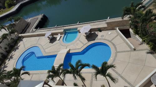 Puerto Lucia Yacht Club Photo