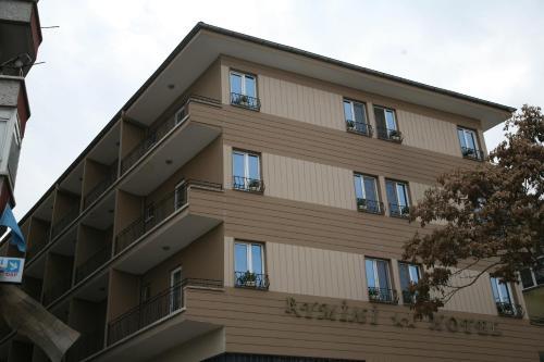 Ankara Aymini Hotel telefon