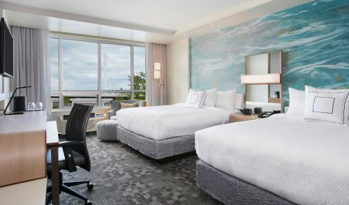 Courtyard By Marriott Erie Bayfront - Erie, PA 16507