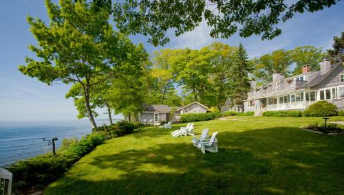 Inn At Sunrise Point - Lincolnville, ME 04849