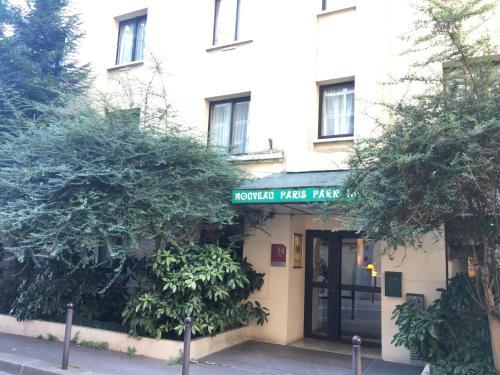 Nouveau Paris Park Hotel impression