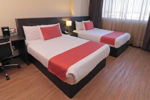 Comfort Inn San Luis Potosi Photo