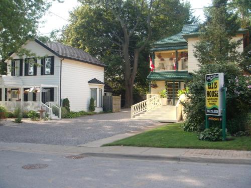 Ellis House Bed & Breakfast - Niagara Falls, ON L2E 1H1