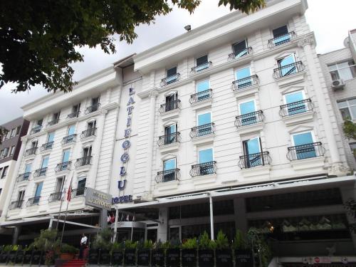 Ankara Latifoglu Hotel ulaşım
