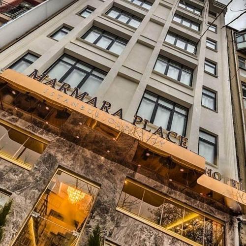 Istanbul Marmara Place Old City Hotel yol tarifi
