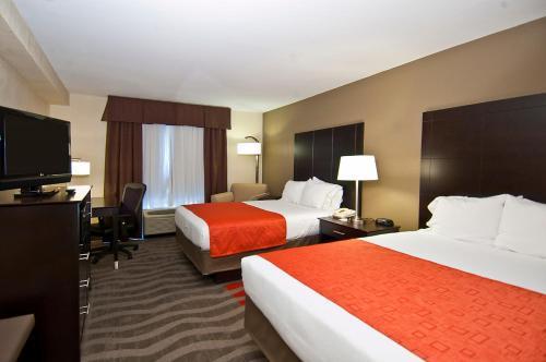 HotelHoliday Inn Express & Suites Tupelo