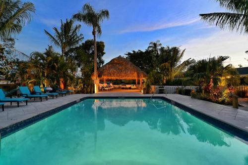 Siesta Key Palms Hotel Photo