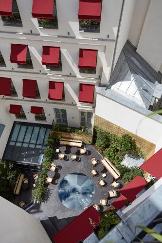 Le Roch Hotel & Spa photo 48