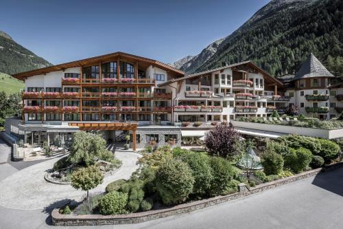 Das Central – Alpine . Luxury . Life Sölden