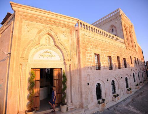 Midyat Shmayaa Hotel tatil