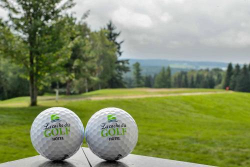 La cache du Golf Photo