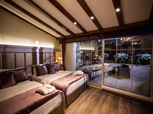 Istanbul Beyond Style Hotel ulaşım