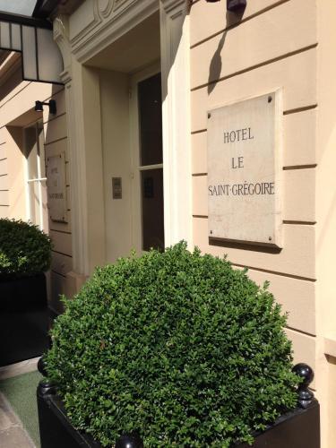 Hotel Le Saint Gregoire photo 25