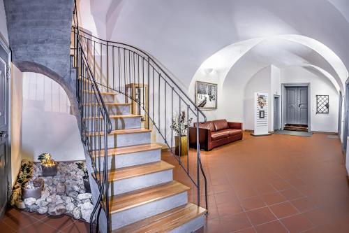 a apartmany chornitzeruv dum aparthotel tel tschechische republik online. Black Bedroom Furniture Sets. Home Design Ideas