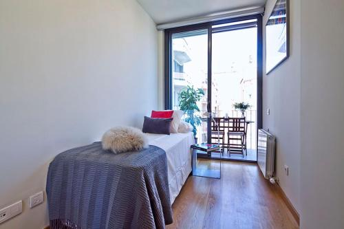 Apartment Barcelona Rentals - Pool Terrace in City Center photo 4