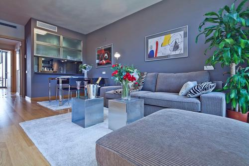 Apartment Barcelona Rentals - Pool Terrace in City Center photo 8