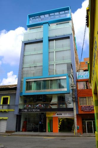 Foto de Hotel Torre De Cristal