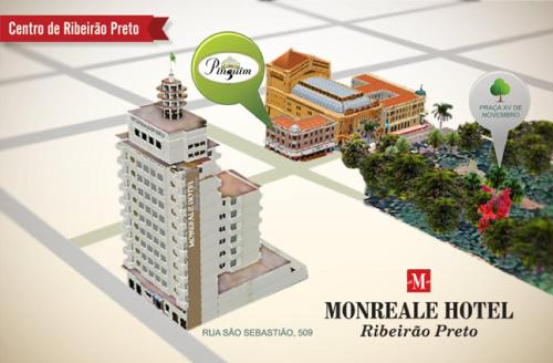 Monreale Hotel Ribeirao Preto Photo