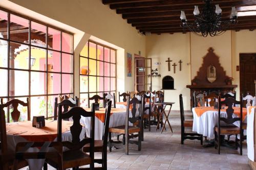Hotel Diego de Mazariegos Photo