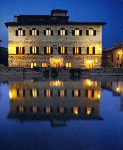 A albergo le terme bagno vignoni italia prenotazione online - Adler bagno vignoni day spa ...