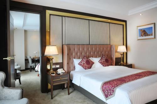 Al Meroz Hotel Bangkok - The Leading Halal Hotel photo 40
