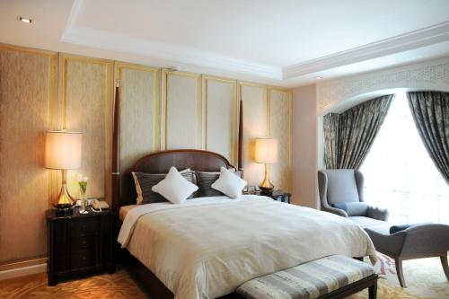 Al Meroz Hotel Bangkok - The Leading Halal Hotel photo 59