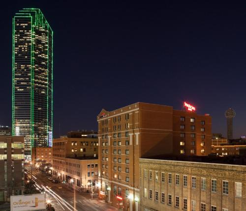 SpringHill Suites by Marriott Dallas Downtown / West End impression
