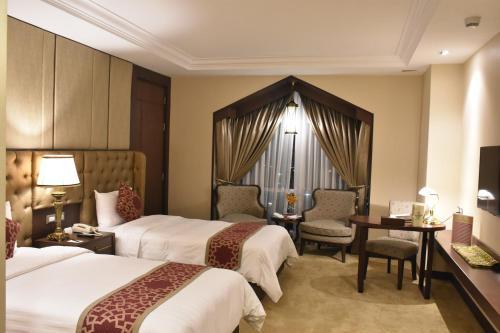 Al Meroz Hotel Bangkok - The Leading Halal Hotel photo 73