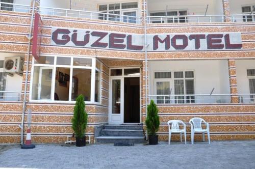 Avsa Adasi Guzel Motel harita
