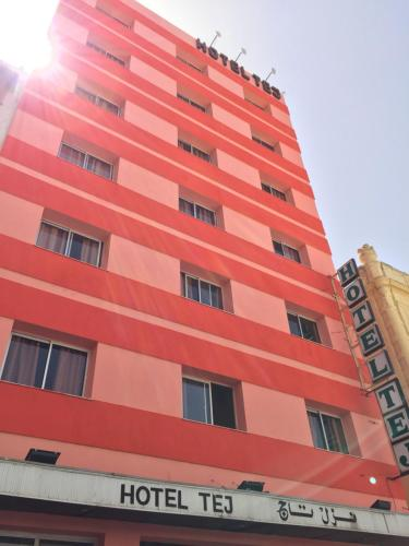 Hotel TEJ Photo